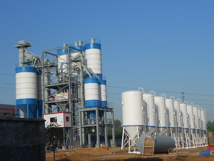 Tile Adhesive Manufacturing Plant in Pakistan