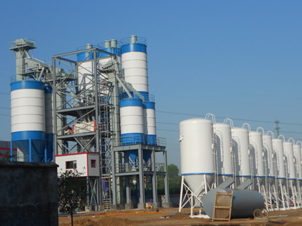30-40t dry mortar production line