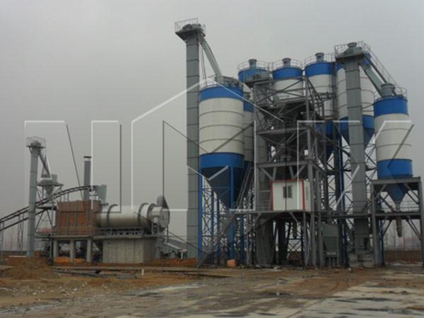 30-40t/h dry mortar plant