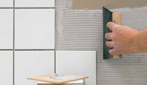 It Provides A New Type Of Reliable Tile Paste Product For The Construction Industry