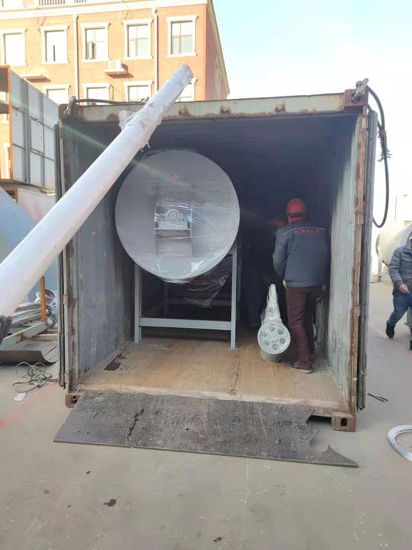 tile adhesive plant sent to Kenya
